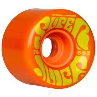 OJ 55mm 78A Mini Super Juice Orange