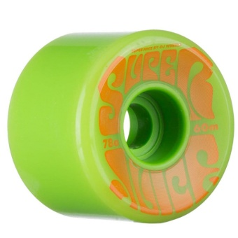 OJ 60mm 78A Super Juice Green