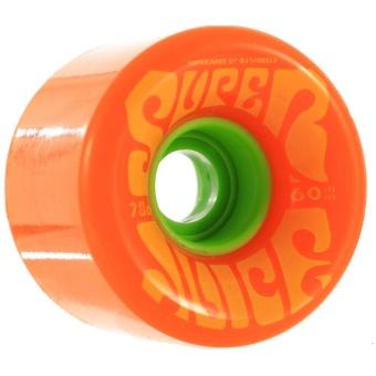 OJ 60mm 78A Super Juice Orange