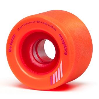 Orangatang 66mm, 80A Keanu (Orange)
