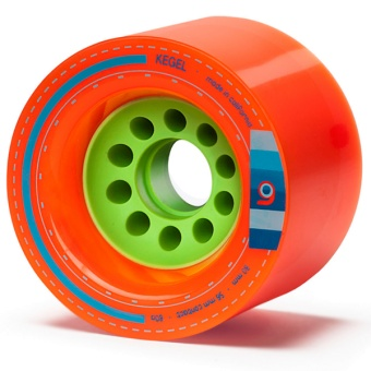 Orangatang 80mm Kegel 80A Orange
