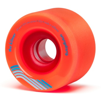 Orangatang 69mm, 80A Kilmer (Orange)