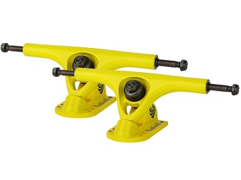 Paris trucks 180mm V2 Yellow