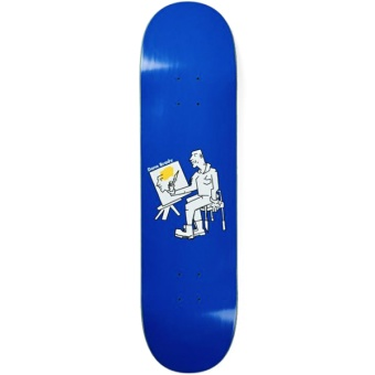 Polar 8.25 Brady Painter Blue deck
