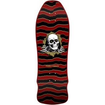 PP 9.75 Geegah Ripper Maroon deck