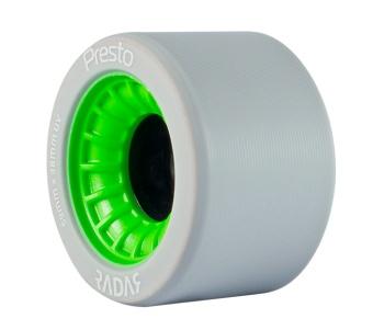 Radar Presto 59mm, 99A Green