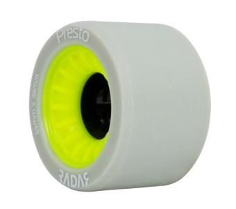 Radar Presto 59mm, 91A Yellow