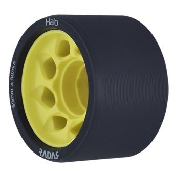 Radar Halo 59mm 91A Yellow