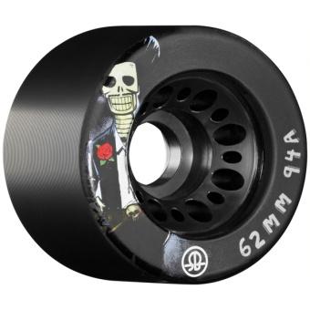 Rollerbones 62mm, 94A (Black)