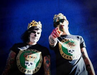 The Royal Hooligans t-shirt