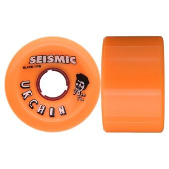 Seismic 70mm 78A Urchin Orange