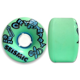 Seismic Cry Baby 62mm 80A Defcon
