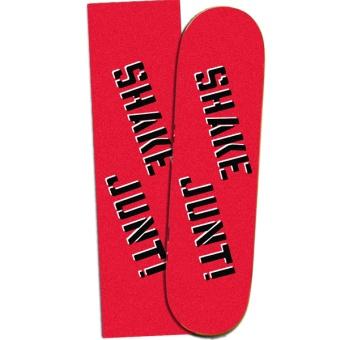 Shake Junt Griptape Red