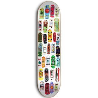 Skate Mental 8.25 Koston Collage deck