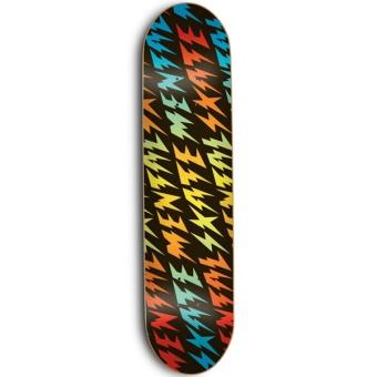 Skate Mental 8.25 Bolts Black deck