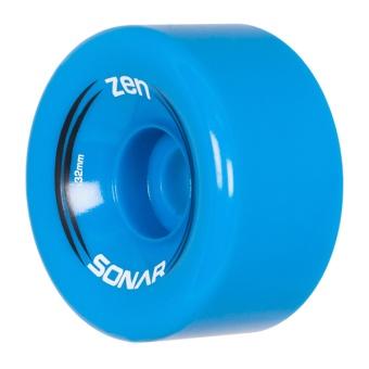 Sonar Zen 62mm 85A Blue Wheels