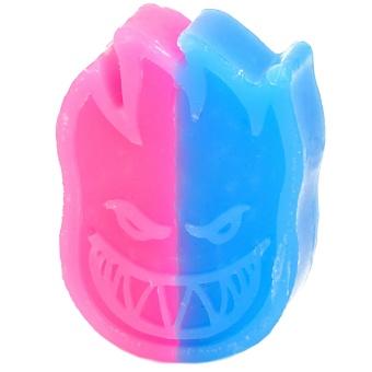 Spitfire Swirl Curb Wax Pink/Blue