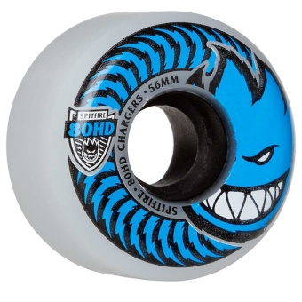 Spitfire Chargers 56mm 80A Blue