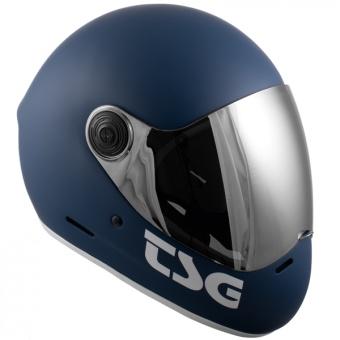 TSG Pass Solid Color Matt Blue