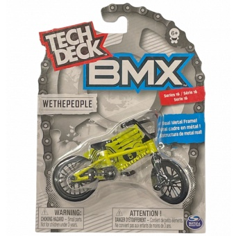 Tech Deck BMX Wethepeople - Serie 16