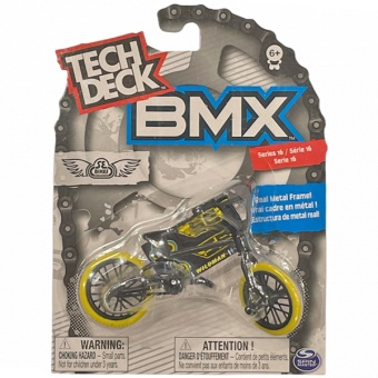 Tech Deck BMX Wildman - Serie 16