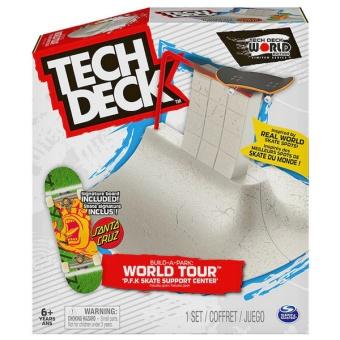 Tech Deck Build a park world tour