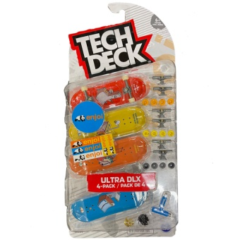 Tech Deck 96mm Enjoi Fingerboards 4pack