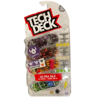 Tech Deck 96mm Darkstar Fingerboards 4pack