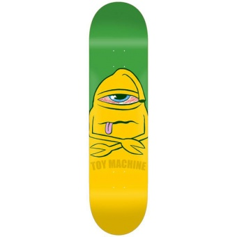 Toy M 7.75 Bored Sect Green deck