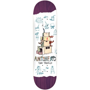 Antihero 8.38 Trujillo Recycling deck