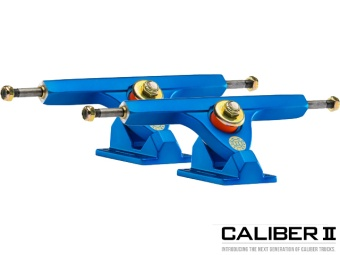 Caliber II trucks 184mm 44° Brandon Tissen