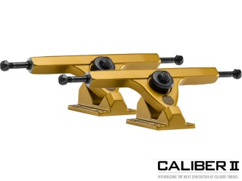 Caliber II trucks 184mm 44° Liam Morgan