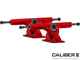 Caliber II trucks 184mm 44° Tyler Howell