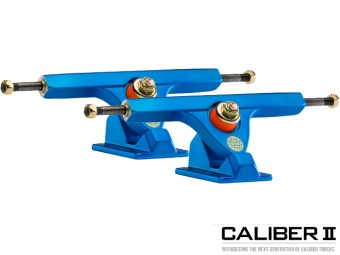 Caliber II trucks 184mm 50° Brandon Tissen