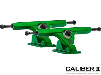 Caliber II trucks 184mm 50° James Kelly
