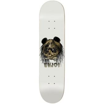 Enjoi 8.375 80's Head Metallic R7 Skateboard