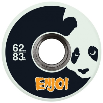 Enjoi 62mm 83A Astro Panda