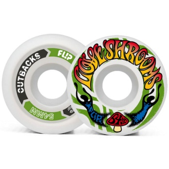 Flip 54mm 99A Cutbacks Loveshroom