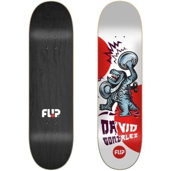 Flip 8.0 Gonzalez Tin Toys deck