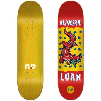 Flip 8.13 Luan Tin Toys deck