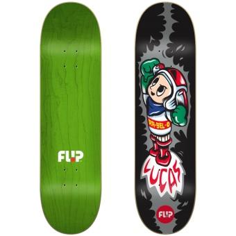 Flip 8.25 Rabelo Tin Toys deck