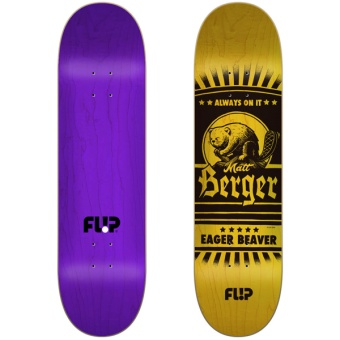 Flip 8.0 Berger Two Tone deck
