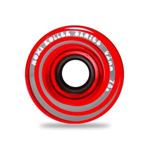 Moxi Juicy Wheels 65mm, 78A (Red)