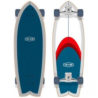 "Long Island 30"" Twin Surfskate"