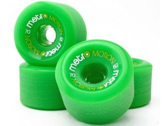 Metro Motion 70mm, 82A (Grön)