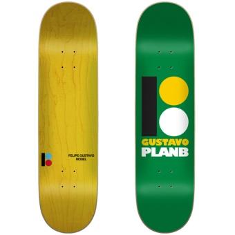 PlanB 7.75 Gustavo Original deck