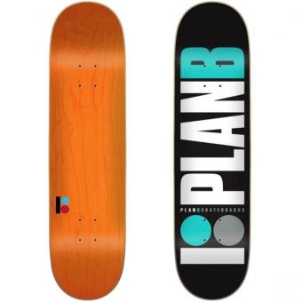 PlanB 7.75 Team OG Teal deck