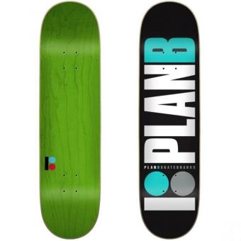 PlanB 8.25 Team OG Teal deck
