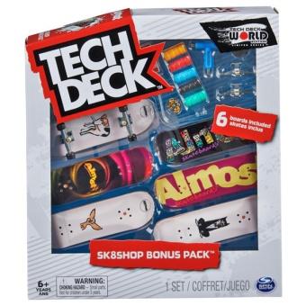 Tech Deck SK8SHOP Bonus pack Almost
