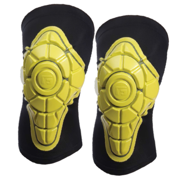 G-form Knee Pads Yellow